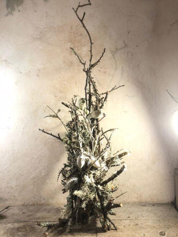 苔木のオブジェ